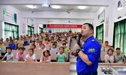 """安徽巢湖:文明宣講接地氣、暖人心 讓黨的聲音""""飛入尋常百姓家"""""""