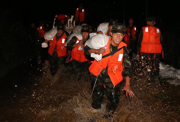 聚焦關鍵時期全國防汛抗洪工作