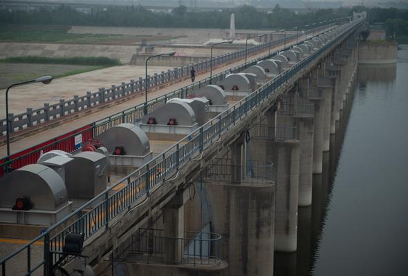 探訪北京市防洪工程