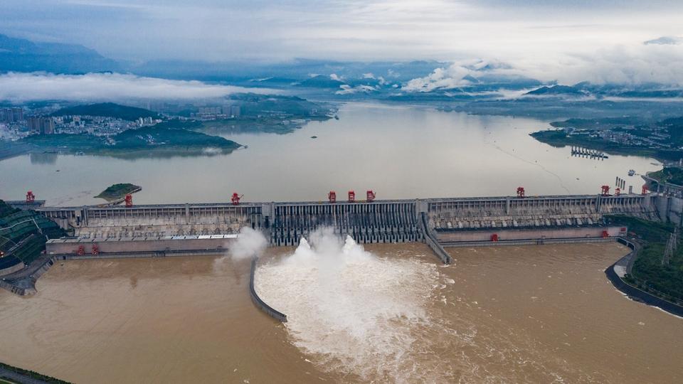 """""""長江2020年第2號洪水""""在長江上遊形成"""