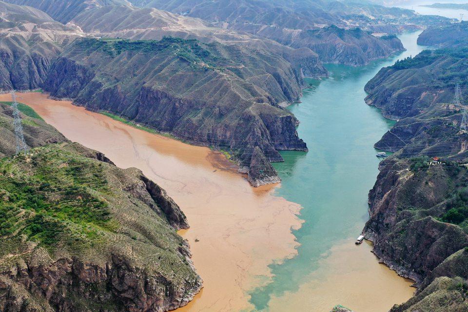 黃河上遊多個水庫加大下泄流量確保安全度汛