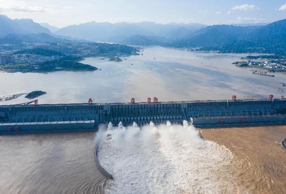 三峽水庫有效攔蓄長江2020年第3號洪水削峰達36.7%