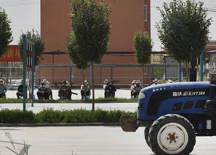 新疆巴楚:技能培訓保就業