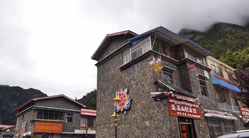 麻麻乡里的最美山村旅馆
