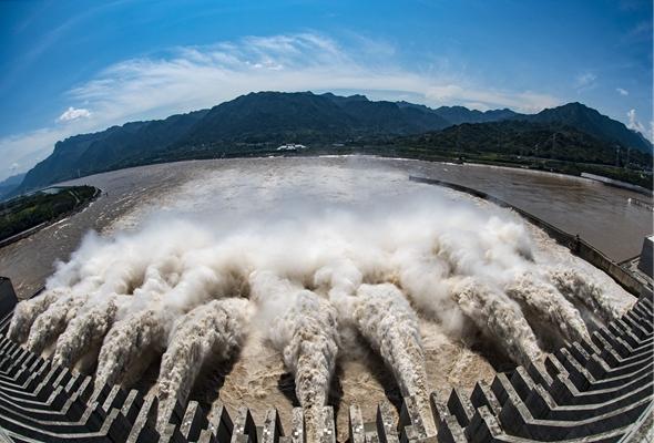 長江發生流域性大洪水 水利部提升水旱災害防禦應急響應級別