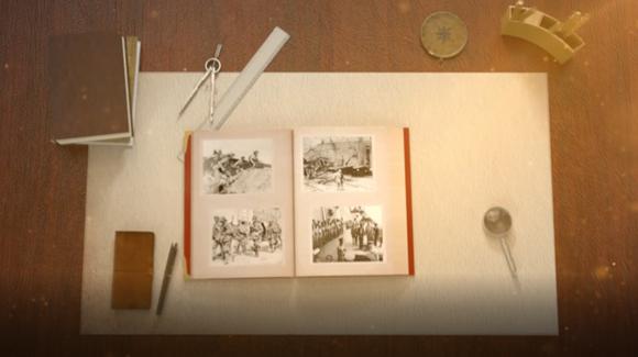 微视频:历史如镜