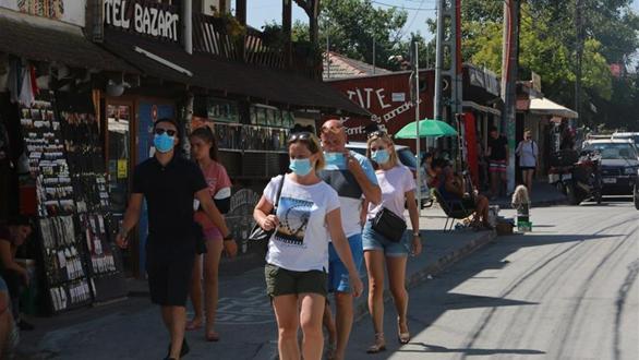 羅馬尼亞:疫情衝擊下的海濱度假地