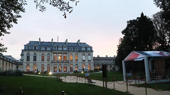 疫情下的歐洲遺産日:參觀法國總統府愛麗舍宮