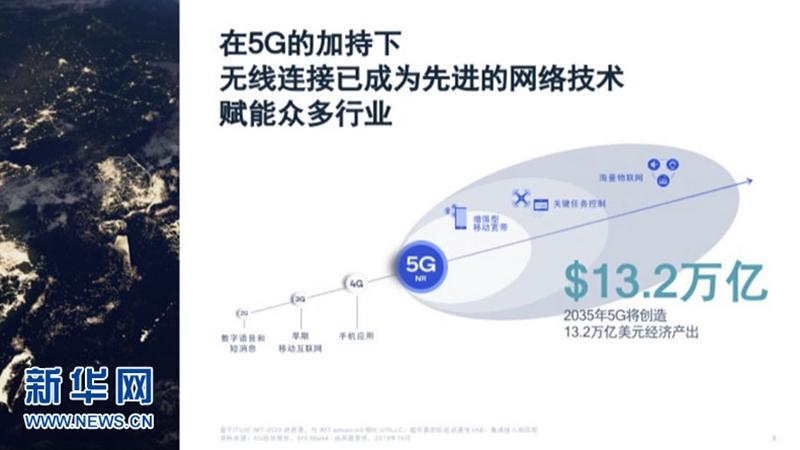 高通孟樸:5G赋能信息传播的未来 合作助力5G创新
