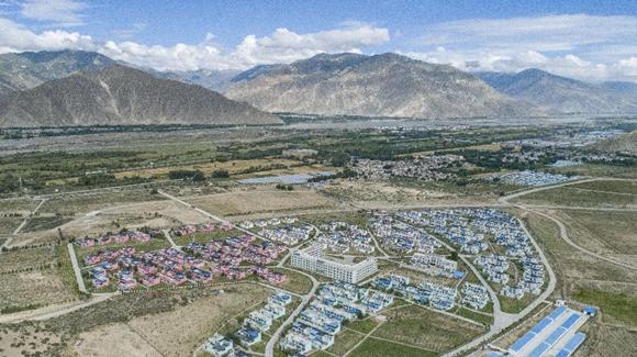 西藏易地扶貧搬遷搬出幸福美好新生活