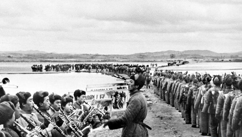 回眸崢嶸歲月——致敬中國人民志願軍