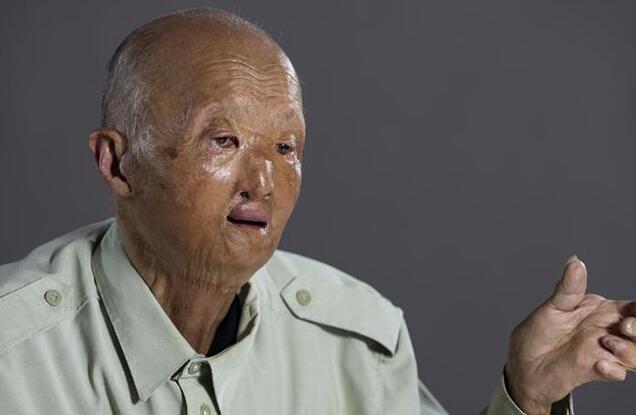 致敬最可愛的人——涂伯毅