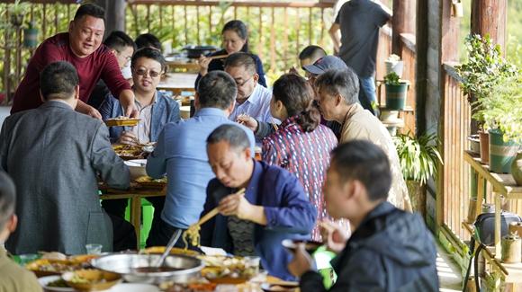 重慶忠縣:鄉村振興示范園裏的小康生活