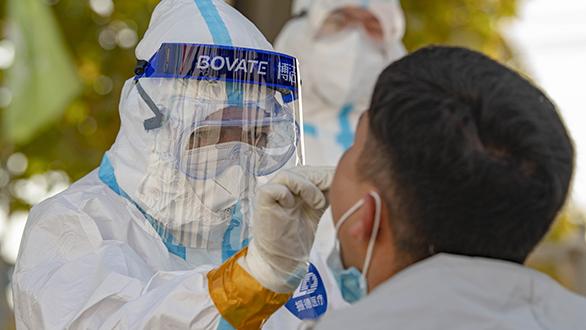 新疆疏附縣全力阻斷新冠肺炎病毒傳播