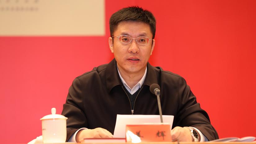 姜輝:推進習近平新時代中國特色社會主義思想研究闡釋學理化