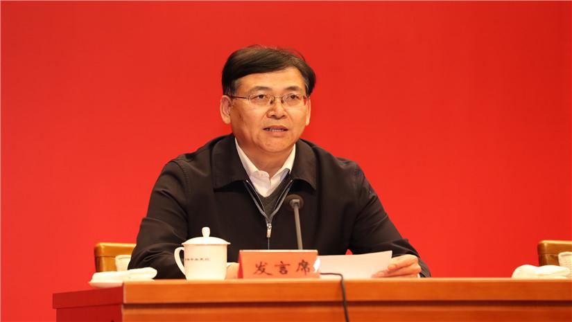 陳瑞峰:為深入闡釋黨的理論創新成果提供學理支撐