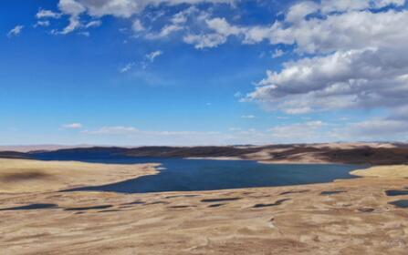 生态保护建设让牧民受益