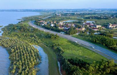 """绿水青山赋能 生态产业互赢——安徽芜湖湾沚区的""""两山""""理念路径实践"""