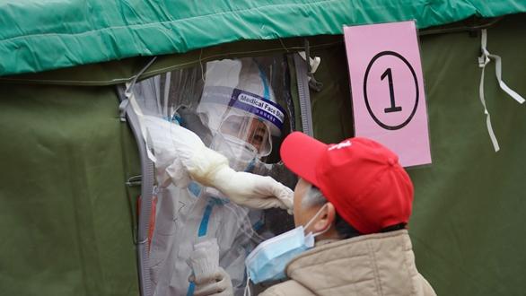 北京順義:核酸採樣超120萬人