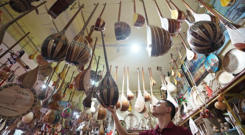 傳承民族樂器
