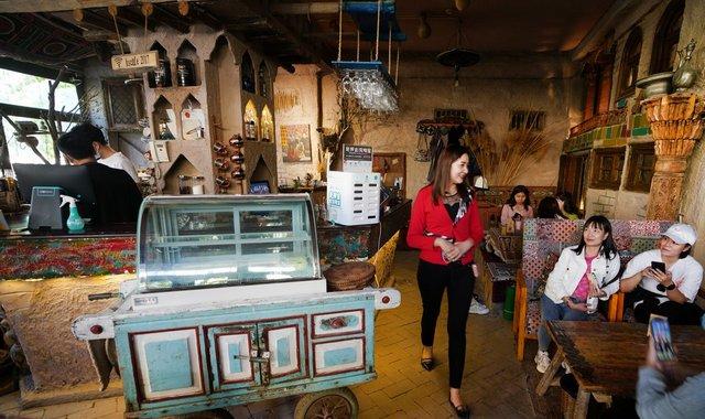 古城咖啡屋
