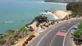 走海南最美旅游公路 看山、海、湾景一饱眼福