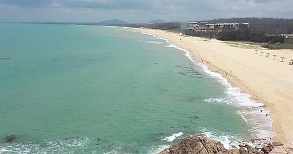 来海南最美西海岸 体验生态之美