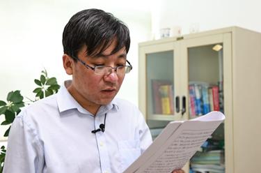 我的入黨故事丨樊曉峰:井岡山上寫誓言