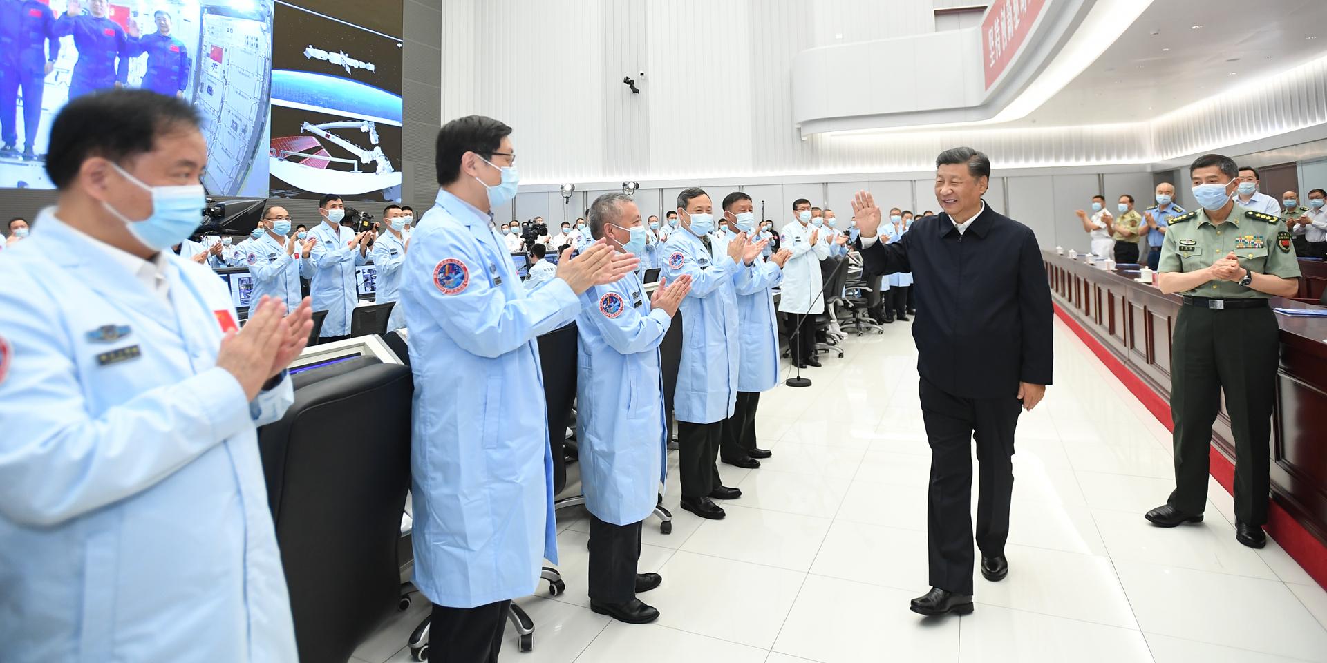 中國航天事業的重要裏程碑