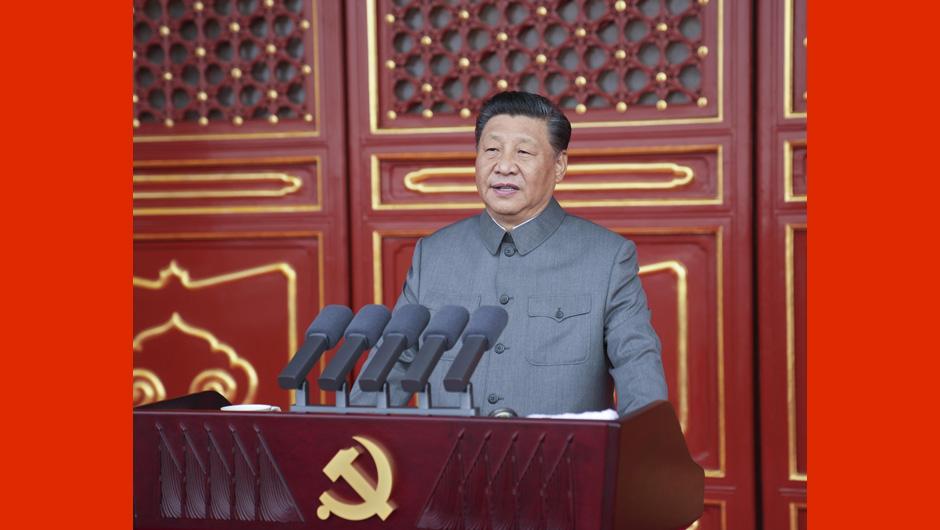 中共中央总书记、国家主席、中央军委主席习近平发表重要讲话
