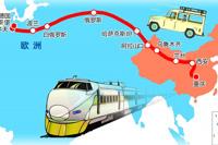 感知中國 穿越新絲路
