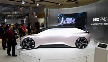2019海口國際新能源車展開幕