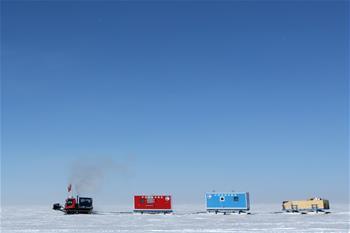 昆侖隊16名科考隊員安全撤離南極冰蓋高原