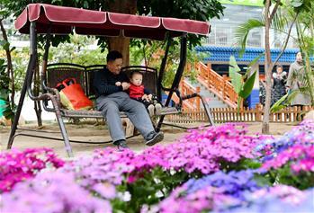 河北廊坊:休閒觀光産業引客來