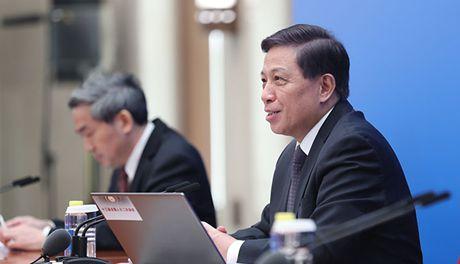 十三屆全國人大二次會議新聞發布會:中國始終堅持走和平發展道路