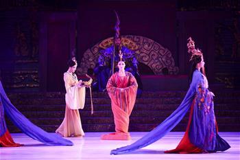 舞劇《昭君出塞》在紐約上演