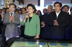 劉延東、郭金龍參加2016年全國科技活動周活動