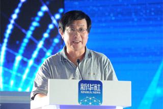 中國青年報社副總編輯馬年華致辭