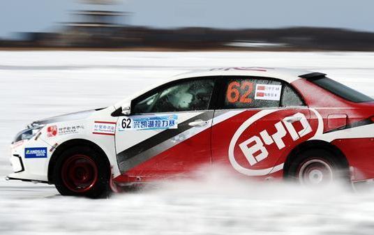 2017年中國汽車拉力錦標賽首站開賽