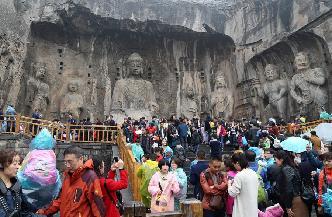 清明假日全國接待遊客0.93億人次