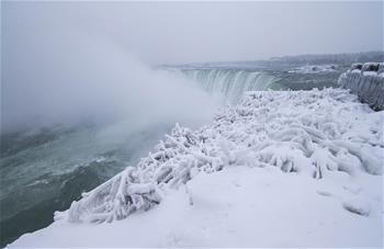 加拿大遭遇極寒天氣