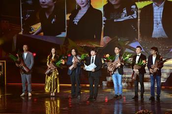 第十四屆中國長春電影節開幕