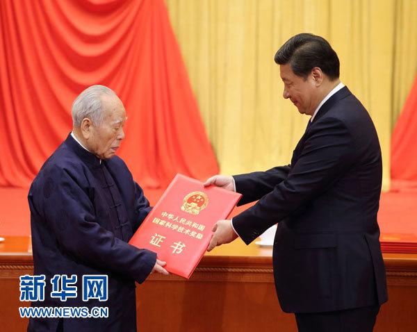 """这是另一位""""两弹一星""""元勋。他的人生,与中国自主研制的第一颗原子弹,紧密相连。"""