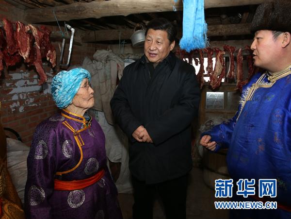习近平与内蒙古,这几个故事你知道吗