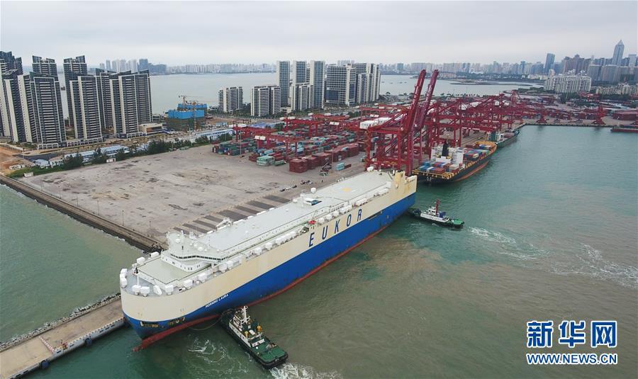 (新華全媒頭條·圖文互動)(2)打造引領新時代對外開放的鮮明旗幟和重要開放門戶——聚焦《海南自由貿易港建設總體方案》