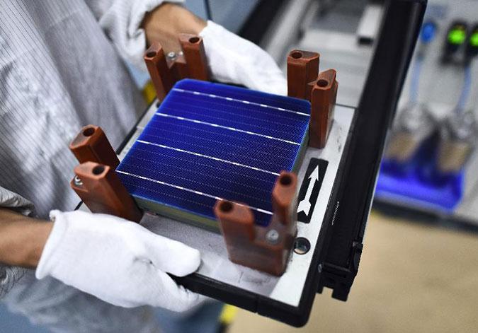 科技创新推动青海光伏产业发展