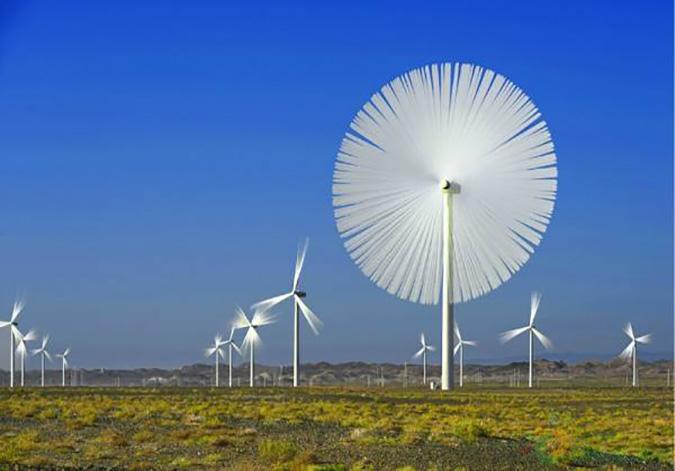 弃风限电情况改善明显,新能源发电装机高速增长