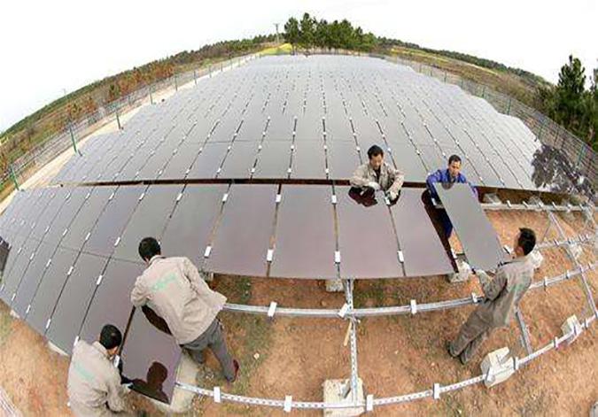 福建:光伏发电助力2万多贫困户收益