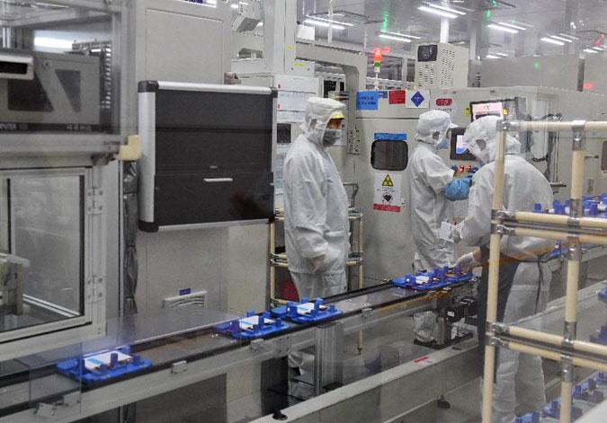 福建宁德:打造先进锂电新能源产业基地