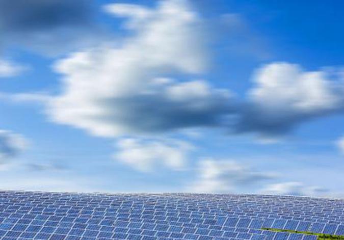 新型太阳能电池 雨天也能发电